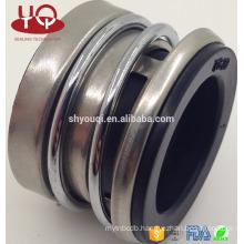 Rubber Elastomer Bellows Shaft Seal/mechanical seals/Water Pump sealing John Crane type