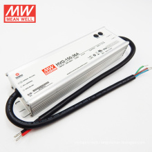 MEANWELL 150W Wide Input Range LED Power Supply 180-528VAC Input 54V 2.78A C.C+C.V PFC IP65 Class 2 HVG-150-54A