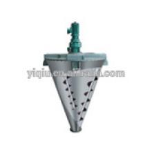 Mezclador cónico de doble tornillo negro de carbón blanco