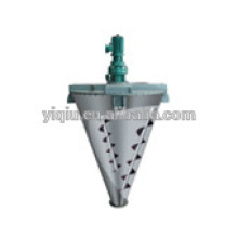 White carbon black double screw conical mixer