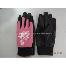 PU Gloves-Woman Glove-Gloves-Industrial Gloves-Lady Glove