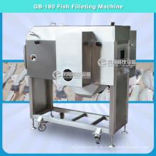 Große Art-Edelstahl-Filet-Schneidemaschine des Typ-304, Fisch-Separator, Fisch-Verarbeitungs-Maschine