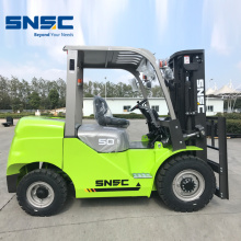 SNSC 5T Diesel Powered Forklift Price