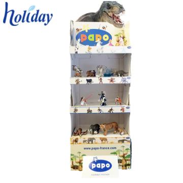 Rack de prateleiras de exposição para lojas de conveniência do departamento de varejo