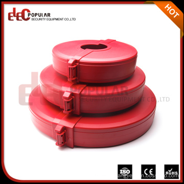 Elecpopular Innovative Products For Import Portable Safety Gate Valve Lockout 64mm-127mm