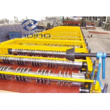 cnc hydraulic metal roof tile rolling machine/tile maker/roofing former made in china