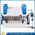 Freno de la prensa de la máquina de doblar de acero plano de la placa hidráulica del CNC chino