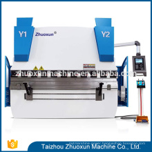 China Supplier Edge Bending Aluminum Folding Machine Hydraulic Iron Brake Press
