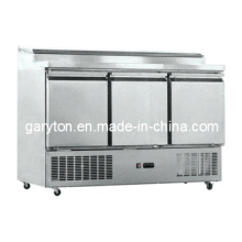 Commercial Electric Salad Prep Table (GRT-DBS1300D)