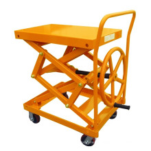 Screw Jack lift table LC200