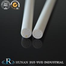 Resistente ao desgaste Alumina Rod cerâmica com melhor qualidade