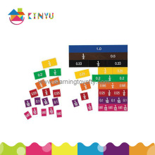 Fournitures scolaires - Fraction Bars for Education
