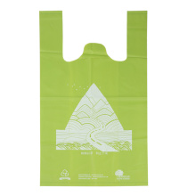 100% биоразлагаемая сумка для покупок