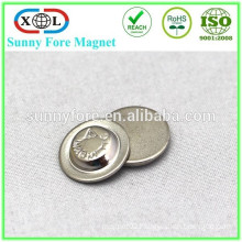 cheap price round badge magnetic