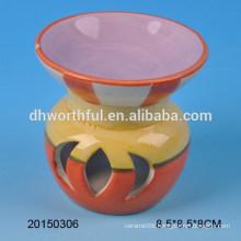 Wholesale home decoration morden ceramic incense burner