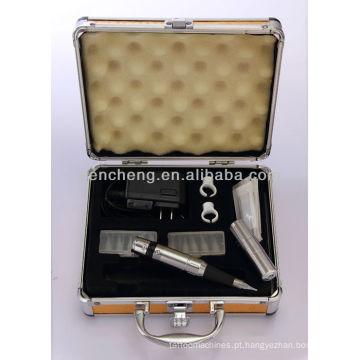 Máquina multifunções de bateria e carregador de maquiagem permanente