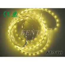 3528 white color SMD LEDstrip/ribbon/rope/neon light