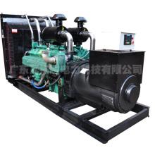 Wagna Generador de 400kw con motor Wandi.