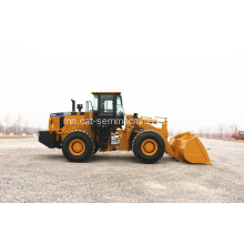 HIGH EFFICIENCY SEM660D 6 TON WHEEL LOADER