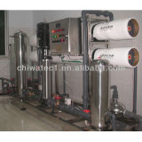 large capacity industrial water purification system