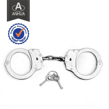 Military Police Handcuff with Double Locking System