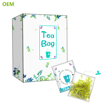 OEM Four Corner Nylon Tea Bags/Filter Tea Bag