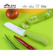 Couteau en céramique professionnel, couteau cuisine Chef