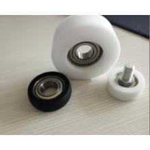 BS22-D6w10 626zz coulissant le roulement enduit en plastique de roulement de poulie de fenêtre de porte
