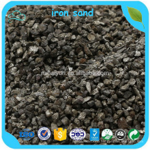 Counterweight Iron Sand High Density Iron Sand