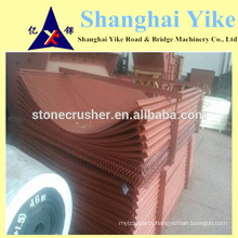 quarry rock plastic rubber screen mesh vibrating screen parts