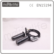 MOTORLIFE power display electric throttle grip