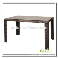 Rent Dining Table,Rattan Long Dining Table In Wicker