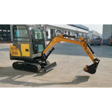 chinese cheap excavators earth walking machinery construction diggers