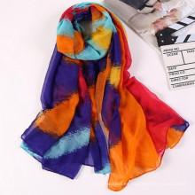 Pañuelos de verano ancho largo muy suave Notable espera muy suave cubierta elegante hijab musulmán Malasia hiyab islámico al por mayor