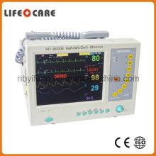 2016 Latest Portable Ambulance Emergency Biphasic Defibrillator
