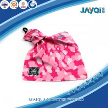 Microfiber Wipe Cloth and Pouch
