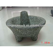 Mexikanischer Molcajete aus Granit