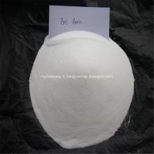 Résine PVC méthode éthylène pour tuyau