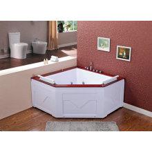 Hot SPA bañeras de hidromasaje con masaje de agua (TLP-667-falda de acrílico)