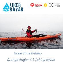 Liker HDPE / LLDPE PRO Pêche Sit on Top Kayaks