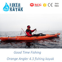 Liker HDPE / LLDPE PRO pesca sentar em Kayaks Top
