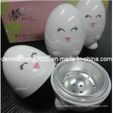 Microondas hervidor de huevos, caldera de huevo microondas, caldera de huevo para microondas