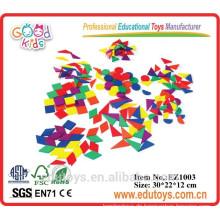 Nagelneue Vorschule hölzernes Block-Puzzlespiel