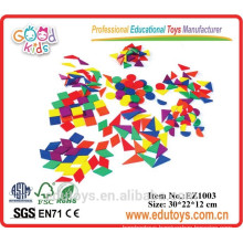 Brand New Preschool Wooden Block Puzzle