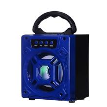 Флэш-продажи 4-дюймовый 5W 600мач с SD Встроенный микрофон водонепроницаемый открытый динамик