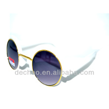 2014 wholesale women sunglasses for round frame