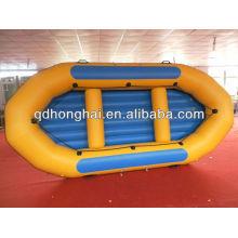 (EC) Radeau gonflable PVC matériau 6 places