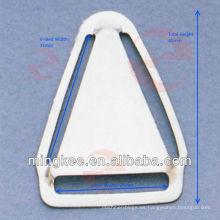 Hebilla de cinturón de triángulo para accesorios de ropa (P5-95S)