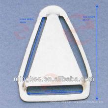 Fivela de cinto triângulo para acessórios de vestuário (p5-95s)