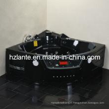 Baignoire de massage haut de gamme avec couleur noire (TLP-632 Black)